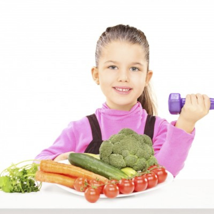 Nutrition Exercise For Children Open Study College